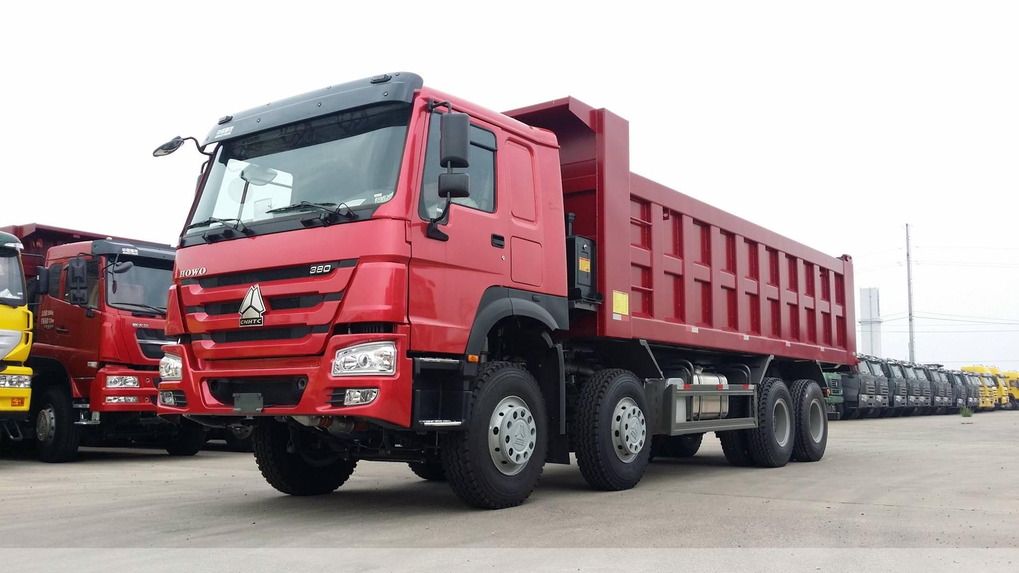 Sinotruk Vehicle Co., LTD - Tipper Trucks With GhanaTrader.com : Buy ...