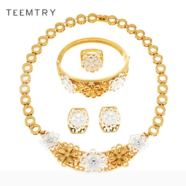 TEEMTRY JEWELRY MANUFACTORY LTD wholesale yellow gold plated